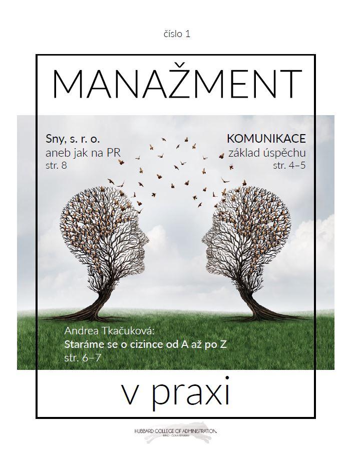 KOMUNIKACE jako základ úspěchu - časopis
