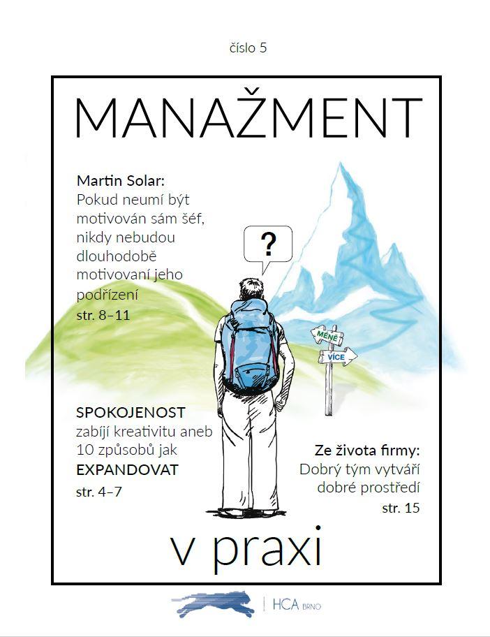 Jak nastartovat EXPANZI? Přečtěte si časopis pro manažery a podnikatele