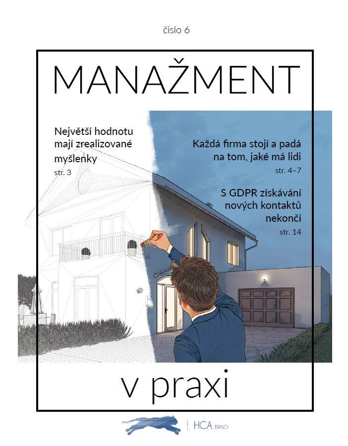 Časopis pro podnikatele a manažery - HCA Czechia