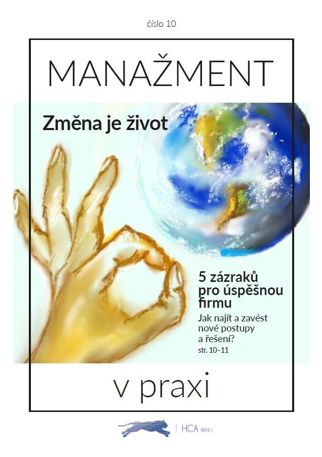 firemní časopis - HCA Czechia